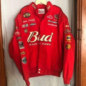 Chase Authentics Dale Jr. Budweiser jacket